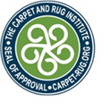 The Carpet and Rug Institute - Seal of Approval - www.carpet-rug.org